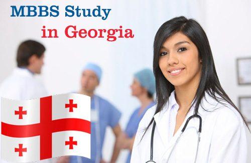 Study MBBS in georgia